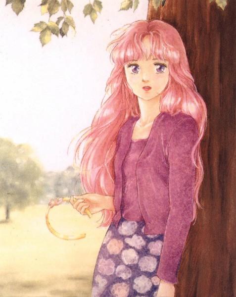 Tags: Anime, Mahou no Yousei Persia, Hayami Persia