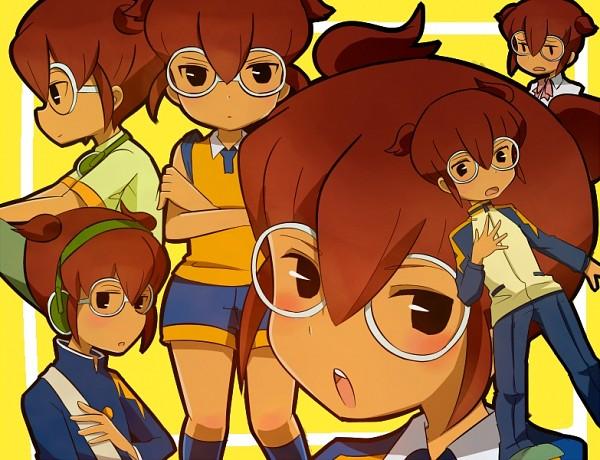 Tags: Anime, Level-5, Inazuma Eleven, Inazuma Eleven GO, Hayami Tsurumasa