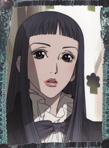 Tags: Anime, Yazawa Ai, Paradise Kiss, Hayasaka Yukari, Scan, Official Art