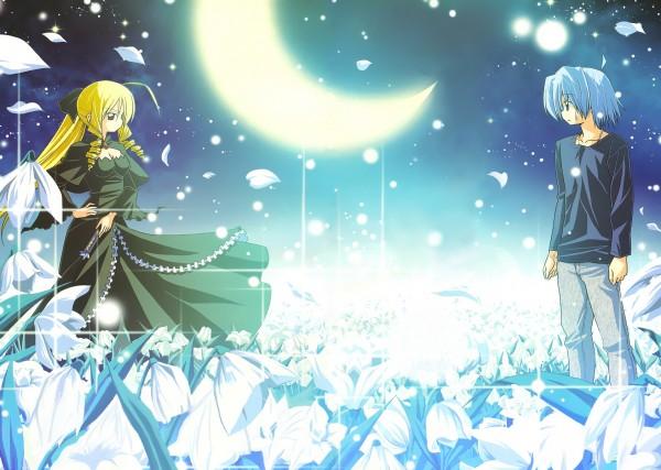 Tags: Anime, Hayate no Gotoku!, Tennousu Athena, Hayate Ayasaki, Hayate The Combat Butler
