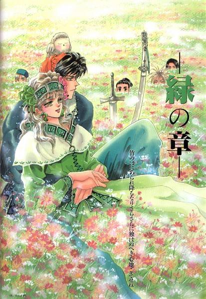 Hayato (BASARA) - BASARA (Tamura Yumi)