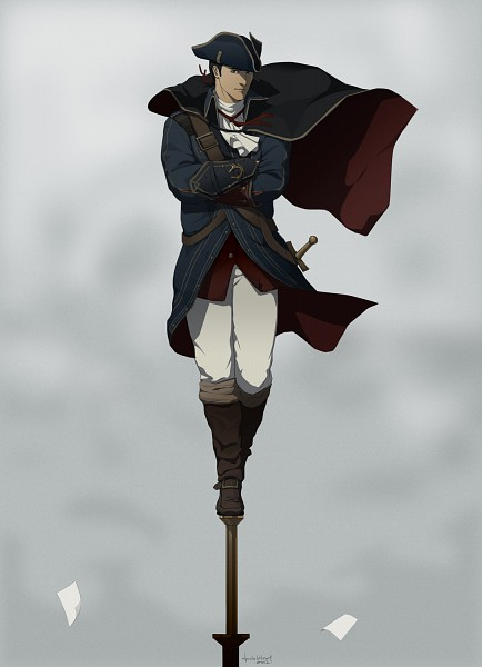 Haytham Kenway - Assassin's Creed III