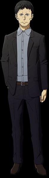 Hazama Genji - Ashita Sekai ga Owaru toshitemo