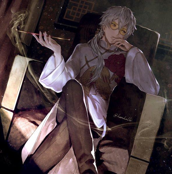 Hazama Michio - THE iDOLM@STER: SideM