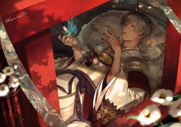 Tags: Anime, Pixiv Id 1296928, THE iDOLM@STER: SideM, Hazama Michio