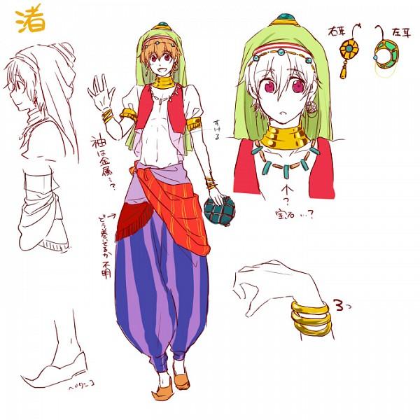 Tags: Anime, Pixiv Id 46962, Free!, Hazuki Nagisa, Fanart From Pixiv, Pixiv, Fanart
