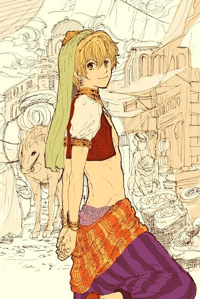 Tags: Anime, Zheng En, Free!, Hazuki Nagisa, Fanart, Fanart From Pixiv, Pixiv