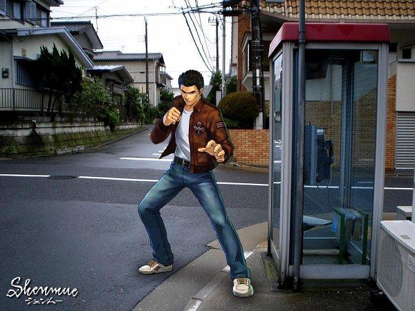Hazuki Ryo - Shenmue