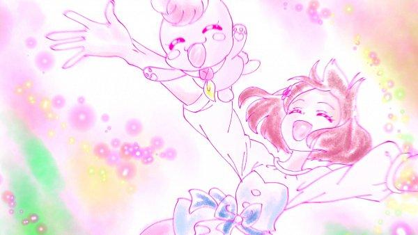 Tags: Anime, Pixiv Id 37738366, Healin'Good♥Precure, Rabirin, Hanadera Nodoka, Pixiv, Wallpaper