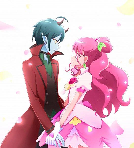 Tags: Anime, Pixiv Id 16594740, Healin'Good♥Precure, Daruizen, Hanadera Nodoka, Cure Grace, Fanart From Pixiv, Pixiv, Fanart
