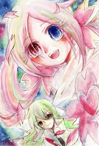 Tags: Anime, Pixiv Id 926781, Heartcatch Precure!, Hanasaki Tsubomi, Infinity Silhouette, Dune, Pixiv, Fanart, Desert Apostles