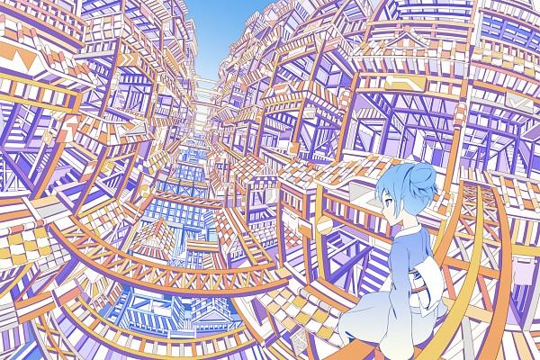 Tags: Anime, Hebitsukai, Original