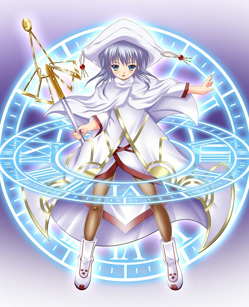 Tags: Anime, Taigi Akira, Shakugan no Shana, Hecate