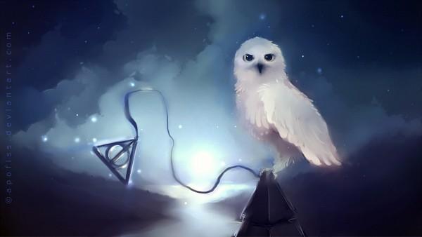 Hedwig - Harry Potter