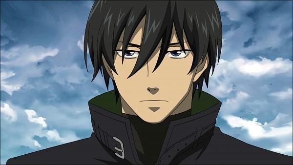 Tags: Anime, Morrow, Darker than Black, Hei, Vector, Facebook Cover