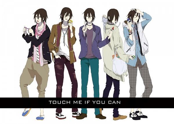 Tags: Anime, Pixiv Id 49316, DURARARA!!, Heiwajima Kasuka, Pixiv