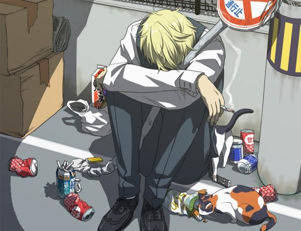 Tags: Anime, Pixiv Id 380989, DURARARA!!, Heiwajima Shizuo