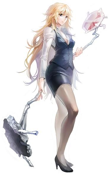 Tags: Anime, Aile (Pixiv946272), DURARARA!!, Heiwajima Shizuo, Bartender, Pixiv, Mobile Wallpaper, Fanart