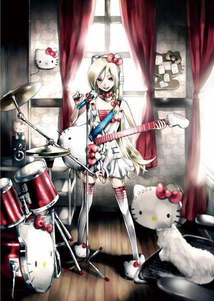 Hello Kitty to Issho!