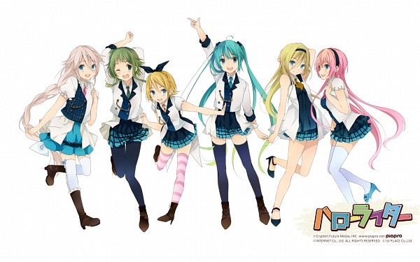 Hello Laughter - VOCALOID