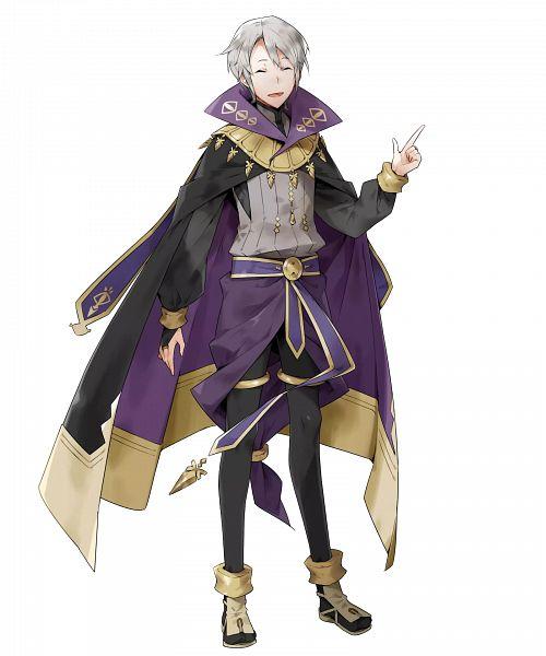 Henry (Fire Emblem) - Fire Emblem: Kakusei