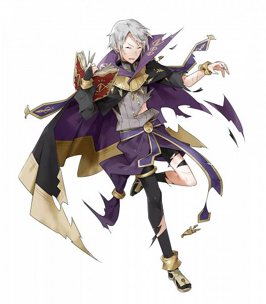 Tags: Anime, Kusugi Toku, Intelligent Systems, Fire Emblem Heroes, Henry (Fire Emblem), Official Art