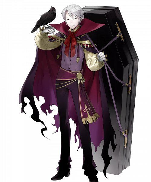 Tags: Anime, Kusugi Toku, Intelligent Systems, Fire Emblem Heroes, Henry (Fire Emblem), Official Art