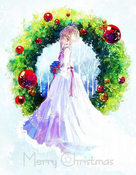 Tags: Anime, Herb, Wreath, PNG Conversion, Pixiv, Original
