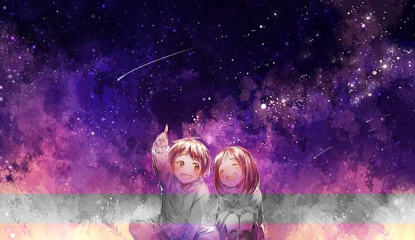 Tags: Anime, Herb, Pixiv, Original