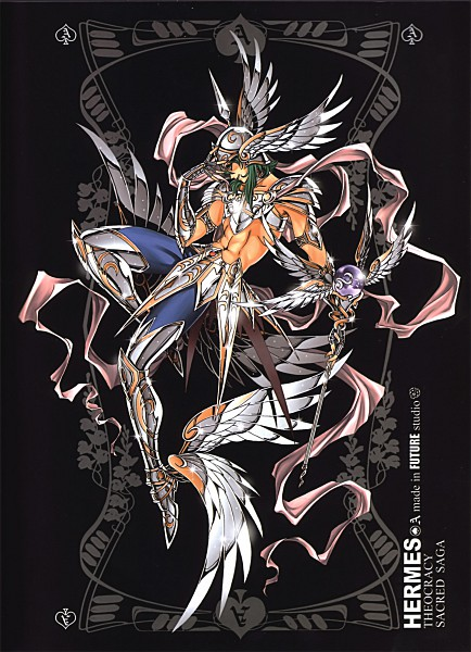 Hermes (Saint Seiya) - Saint Seiya