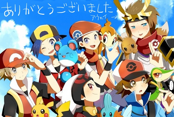 Hero (Nobunaga's Ambition) - Pokémon + Nobunaga no Yabou