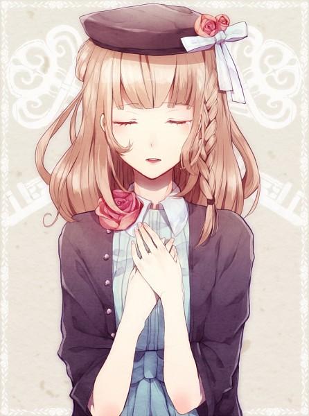 Tags: Anime, Pixiv Id 10137702, AMNESIA, Heroine (AMNESIA), PNG Conversion, Pixiv, Fanart, Fanart From Pixiv