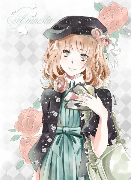 Tags: Anime, Hetiru, AMNESIA, Heroine (AMNESIA), Pixiv, Mobile Wallpaper, Fanart