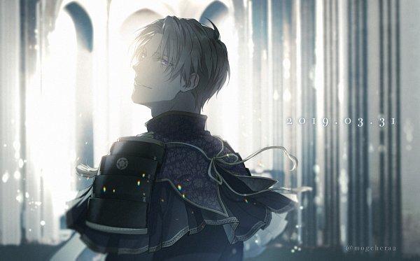Tags: Anime, Pixiv Id 326697, Touken Ranbu, Heshikiri Hasebe