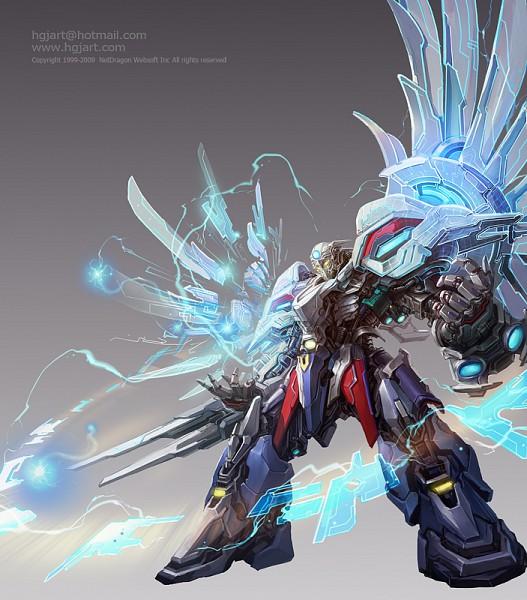Tags: Anime, Hgjart, Futuristic Theme, Detailed, deviantART, Original