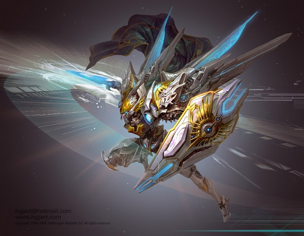 Tags: Anime, Hgjart, Futuristic Theme, Detailed, Original, deviantART