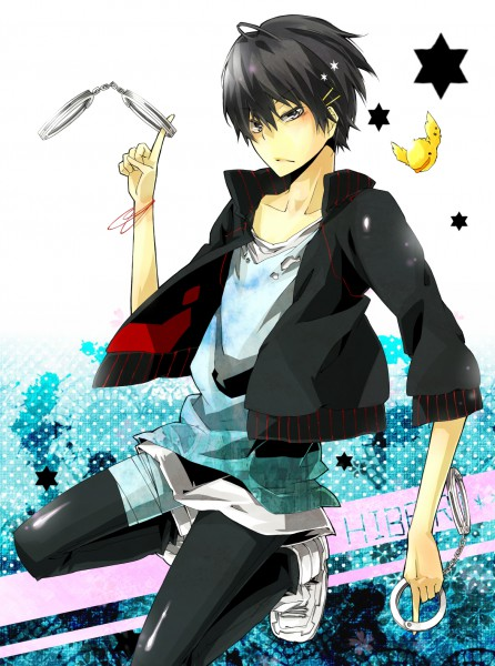 Tags: Anime, Katekyo Hitman REBORN!, Hibari Kyoya, Hibird