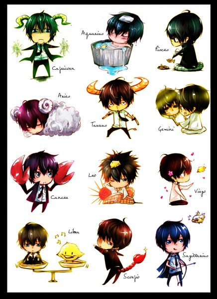 Tags: Anime, Astro-g, Katekyo Hitman REBORN!, Hibari Kyoya, Hibird, Pisces, Leo (Zodiac), Cancer, Capricorn (Zodiac), Aquarius, Gemini, Sagittarius, Taurus