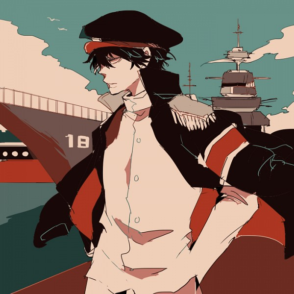 Tags: Anime, Y Z N, Katekyo Hitman REBORN!, Hibari Kyoya, Fanart From Pixiv, Fanart, PNG Conversion, Pixiv