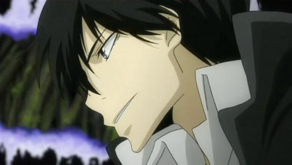 Tags: Anime, Katekyo Hitman REBORN!, Hibari Kyoya, Screenshot
