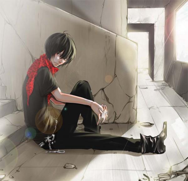 Tags: Anime, Pixiv Id 881617, Katekyo Hitman REBORN!, Hibari Kyoya, Pixiv, Fanart