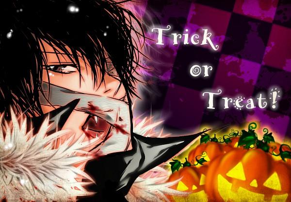 Tags: Anime, Sora-no-ne, Katekyo Hitman REBORN!, Monster Tamer Tsuna, Hibarin, Hibari Kyoya, Fanart