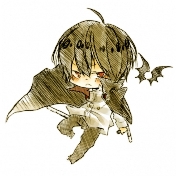 Tags: Anime, Katekyo Hitman REBORN!, Monster Tamer Tsuna, Hibari Kyoya, Hibarin, Tonfa