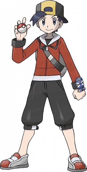 Hibiki (Pokémon) (Ethan) - Pokémon Gold & Silver