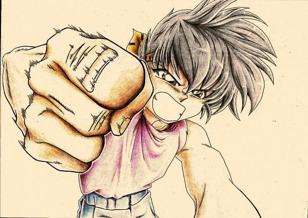 Tags: Anime, Ranma ½, Hibiki Ryoga