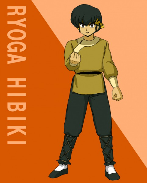 Tags: Anime, Pixiv Id 479715, Ranma ½, Hibiki Ryoga