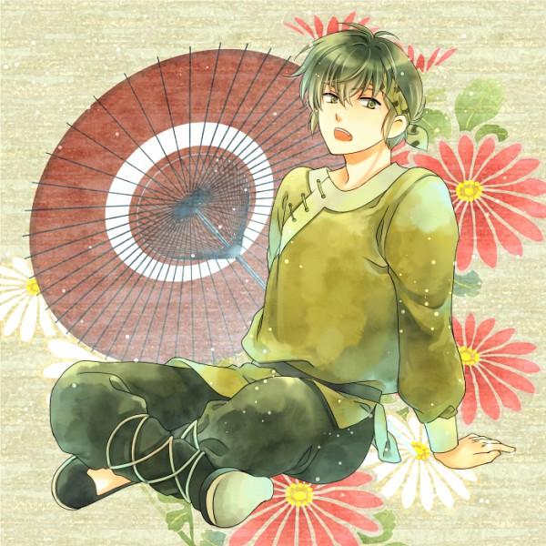 Hibiki Ryoga - Ranma ½