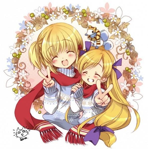 Tags: Anime, Hibiki no Mahou, Hibiki's Magic