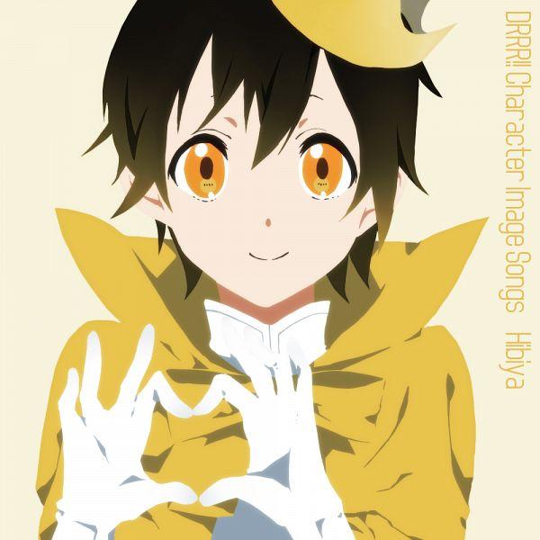 Tags: Anime, Pixiv Id 797088, DURARARA!!, Hibiya, Orihara Izaya, K-ON! Character Image Song Series Covers, Pixiv, Subarashii Hibi, Fanart, K-ON! Character Design