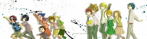 Hida Iori (Cody Hida) - Digimon Adventure